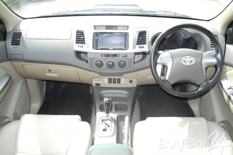 144 Month Auto Loan >> TOYOTA - FORTURNER [ G ] 2.5 - AT - 2WD - BuyCar24
